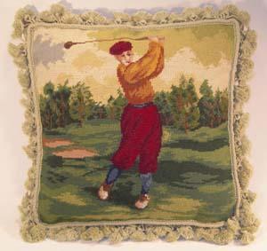 Golfer 18 inches300
