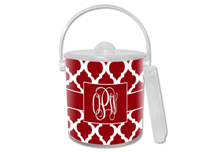 IB2982_Red_Chelsea_Grande_Personalized_Ice_Bucket